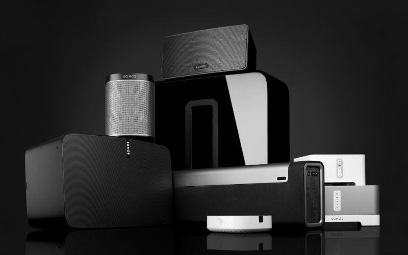 Pionniers dans l'audio sans fil, Sonos réinvente l'audio pour la maison et la cour