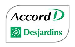 Financement AccordD Desjardins disponible sur place. Informez-vous de nos taux avantageux.
